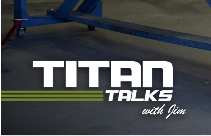 Titan Talks Feb. 4, 2021: Accu-Tie Rail System