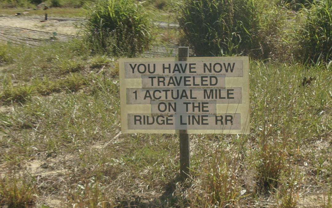 Ridge Live Steamers